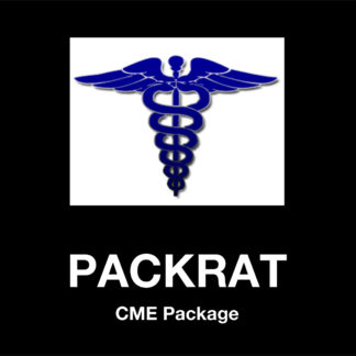 PACKRAT Review Course, CME Package PACKRAT, CME with Gift Card