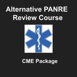 Alternative PANRE Review Course, CME with Gift Card, CME with Amazon Gift Card, CME with Apple Gift Card